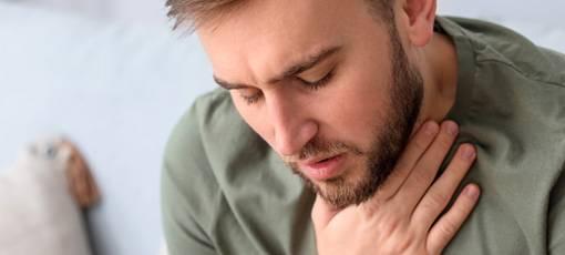 Les symptômes de l'asthme sévére